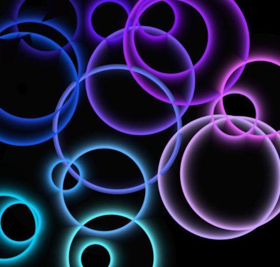 Pulsating Circles