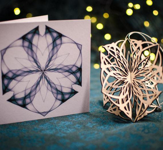 Weihnachtssterne – Geschenkset
