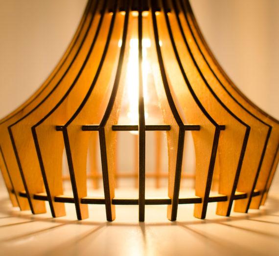 Lampendesign – Petticoat I